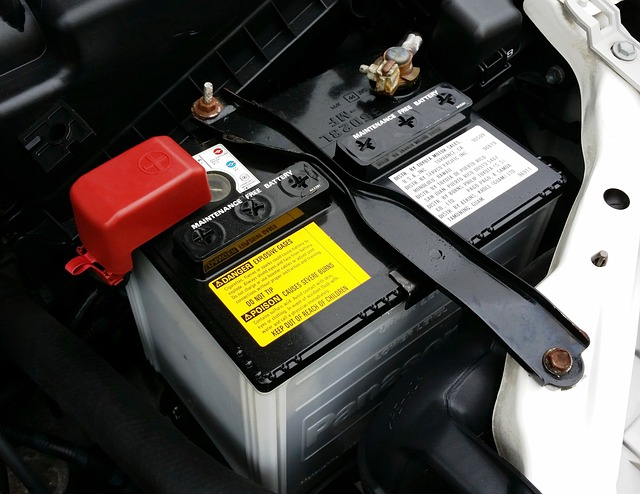 image of car battery