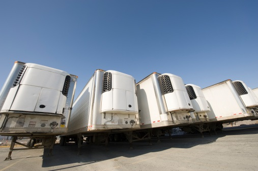 Refrigeration Trucks